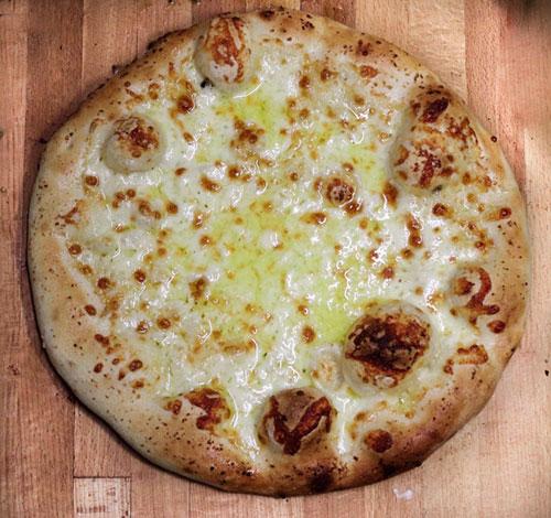 Cheesy-garlic-bread